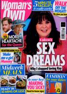 Womans Own Magazine Issue 09/08/2021