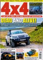 4 X 4 Magazine Issue SEP 21