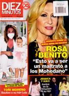 Diez Minutos Magazine Issue NO 3643