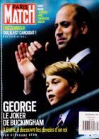 Paris Match Magazine Issue NO 3766