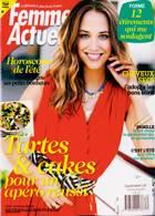 Femme Actuelle Magazine Issue NO 1917