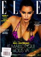 Elle French Weekly Magazine Issue NO 3938