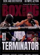 Boxing News Magazine Issue 29/07/2021
