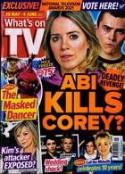 Whats On Tv England Magazine Issue 29/05/2021