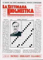 La Settimana Enigmistica Magazine Issue NO 4656