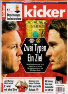 Kicker Montag Magazine Issue NO 19