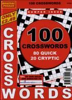 Brainiac Crossword Magazine Issue NO 121