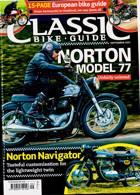 Classic Bike Guide Magazine Issue SEP 21