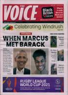 Voice Magazine Issue JUN 21