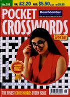 Pocket Crosswords Special Magazine Issue NO 106