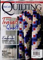 Mccalls Quilting Magazine Issue JUL-AUG
