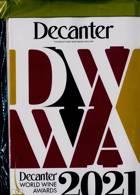 Decanter Magazine Issue OCT 21