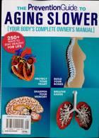 Prevention Specials Magazine Issue AGE SLOWER