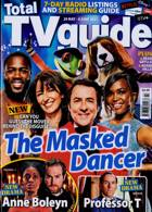 Total Tv Guide England Magazine Issue NO 22