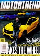 Motor Trend Magazine Issue JUL 21