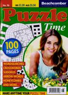 Puzzle Time Magazine Issue NO 96