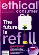 Ethical Consumer Magazine Issue JUL-AUG