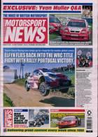 Motorsport News Magazine Issue 27/05/2021