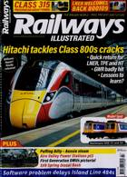 Railways Illustrated Magazine Issue JUL 21