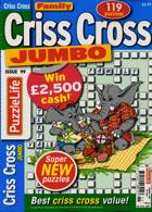 Family Criss Cross Jumbo Magazine Issue NO 99
