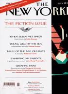 New Yorker Magazine Issue 12/07/2021