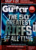 Total Guitar Magazine Issue JUL 21