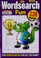 Wordsearch Fun Magazine Issue NO 51