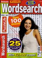 Family Wordsearch Magazine Issue NO 368
