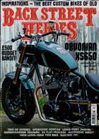 Bsh Back Street Heroes Magazine Issue JUL 21