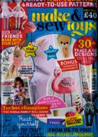 Make And Sew Toys Magazine Issue NO 5