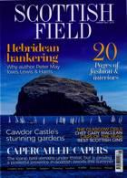 Scottish Field Magazine Issue AUG 21