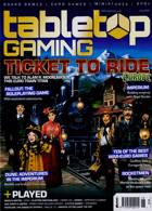 Table Top Gaming Magazine Issue JUN 21