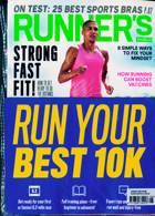 Runners World Magazine Issue AUG 21