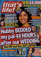 Thats Life Magazine Issue NO 27