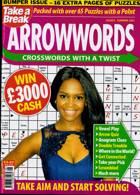 Take A Break Arrowwords Magazine Issue NO 8