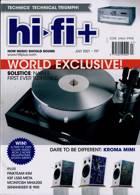 Hi Fi Plus Magazine Issue NO 197