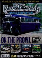 Bus And Coach Preservation Magazine Issue AUG 21