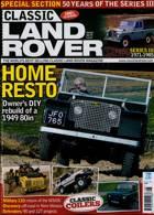 Classic Land Rover Magazine Issue AUG 21