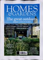 Homes And Gardens Magazine Issue JUL 21