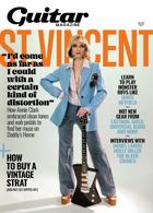 Guitar Magazine Issue JUL 21