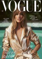 Vogue Magazine Issue AUG 21