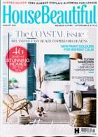 House Beautiful  Magazine Issue AUG 21