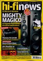 Hi-Fi News Magazine Issue JUL 21