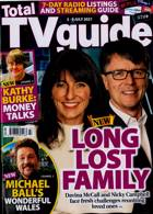 Total Tv Guide England Magazine Issue NO 27
