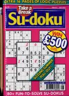Take A Break Sudoku Magazine Issue NO 8