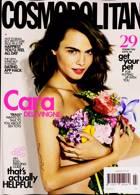 Cosmopolitan Usa Magazine Issue JUL-AUG