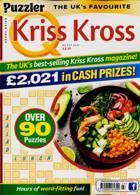 Puzzler Q Kriss Kross Magazine Issue NO 527