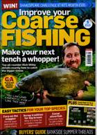 Improve Your Coarse Fishing Magazine Issue NO 378