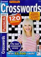 Family Crosswords Magazine Issue NO 40