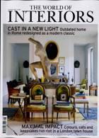 World Of Interiors Magazine Issue AUG 21